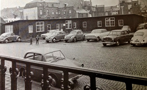 1965 Arsenaalplein.[1]